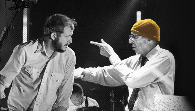 Aaron Copland and Bon Iver