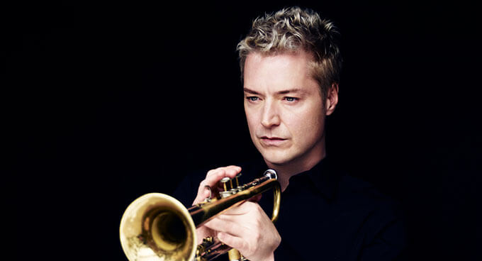 Chris Botti Concert with Trumpet