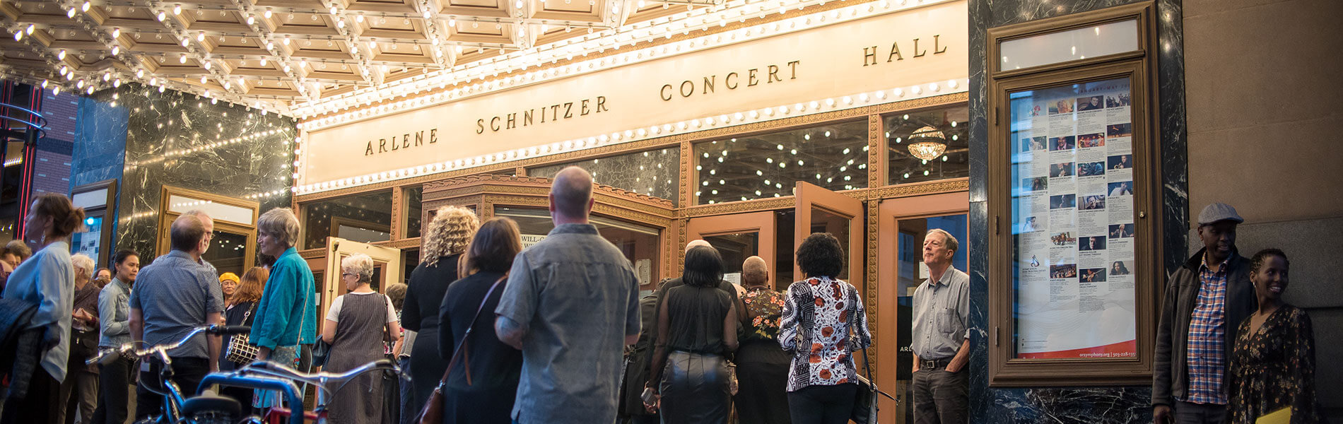 Frequently Asked Questions Oregon Symphony - Arlene schnitzer tickets
